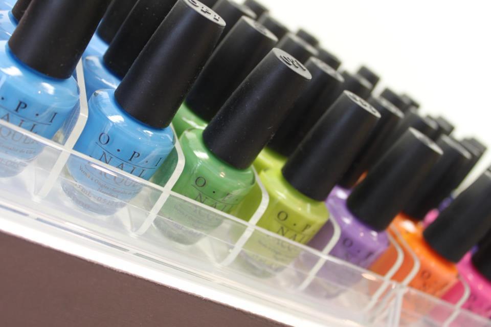 vernis gamme opi le havre Manucure by  l'institut de l'ongle